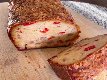 Το απόλυτο αλμυρό κέικ - The ultimate savory cake