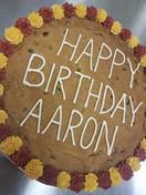 Cookie Cake w/ Alternate Icing Border - $34