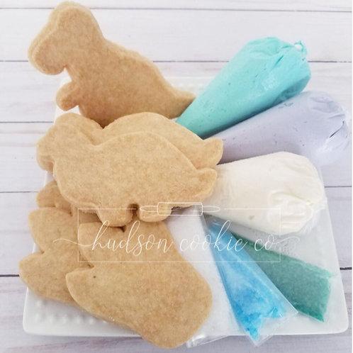 Dino DYO Cookie Kit