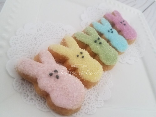 Mini Shortbread Peeps