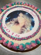 Image Cookie Cake - $36