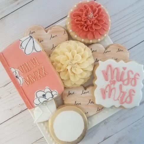 Literary Bridal Set