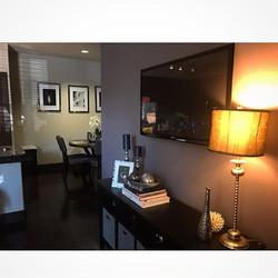 Welcome Home _valross_ _W🔩O📺R🔌K🔨 #wallmountit #Houston #home #theater #custom #tv #install #moun