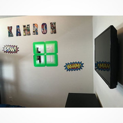 Welcome Home _Courtneyevette2__W🔩O📺R🔌K🔨 #wallmountit #Houston #home #theater #custom #tv #instal