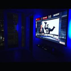 Welcome Home _tilleymonsta _W🔩O📺R🔌K🔨 #wallmountit #Houston #home #theater #custom #tv #install #