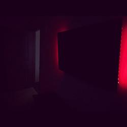 Welcome Home __beautifullydior _W🔩O📺R🔌K🔨 #wallmountit #Houston #home #theater #custom #tv #insta