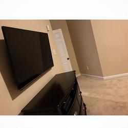Welcome Home _mr_4414 _W🔩O📺R🔌K🔨 #wallmountit #Houston #home #theater #custom #tv #install #mount