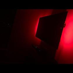 Welcome Home _kingjrkareem _W🔩O📺R🔌K🔨 #wallmountit #Houston #home #theater #custom #tv #install #
