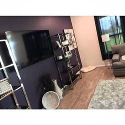 Welcome Home _fairrus_whitney _W🔩O📺R🔌K🔨 #wallmountit #Houston #home #theater #custom #tv #instal