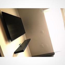 Welcome Home _terranz_yffy_ent _W🔩O📺R🔌K🔨 #wallmountit #Houston #home #theater #custom #tv #insta