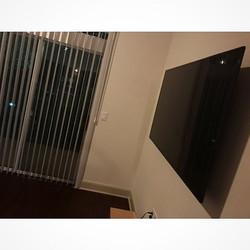 Welcome Home _miss_genuine_7 _W🔩O📺R🔌K🔨 #wallmountit #Houston #home #theater #custom #tv #install