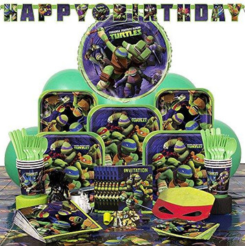 Ninja Turtles Party Supplies