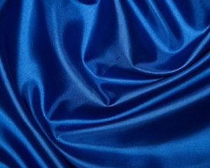 Royal Blue Stain Curtain
