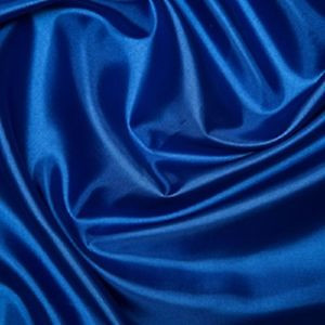 Royal Blue Stain Curtain