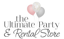 The Ultmate Party & Rental Store