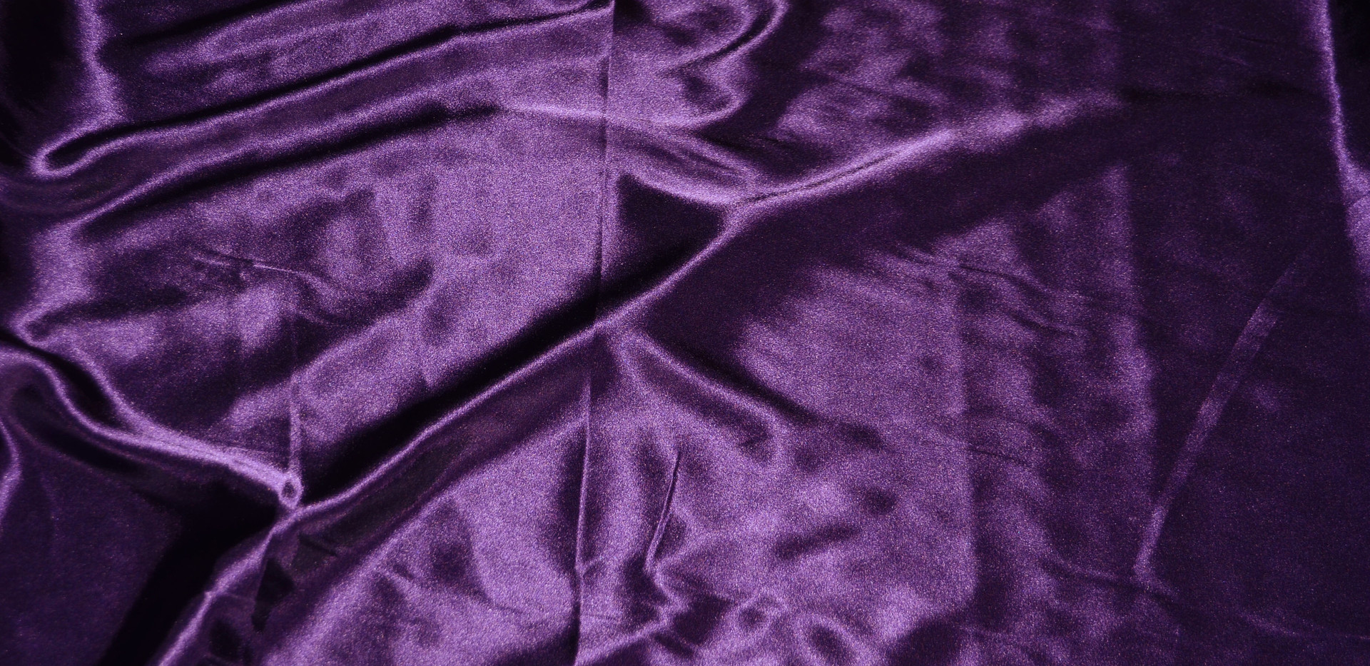 Purple Stain Curtain