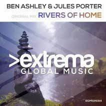 I am a massive fan of producer Ben Ashley so i was delighted to work with him on this beautiful track 'rivers of home' and it was signed to the amazing Extrema label .Massive thank you to the Extrema team   and all who supported it:-)