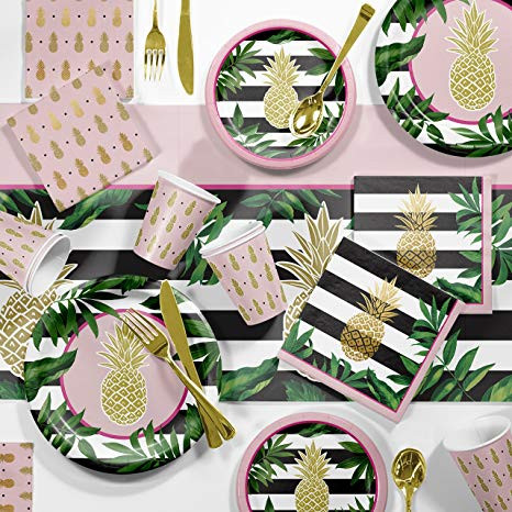 Pineapple Party Supplies