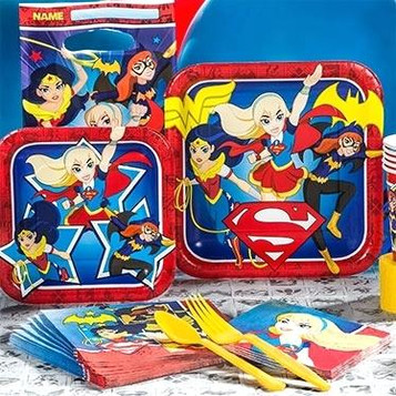 Superheroes Party Supplies