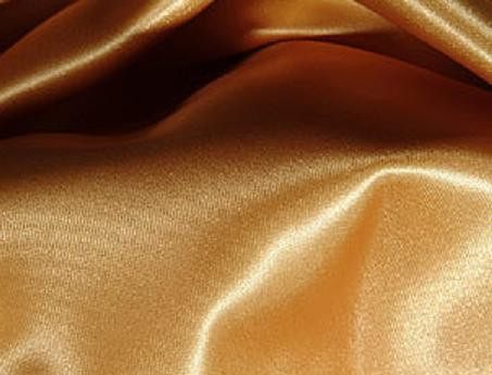 Gold Stain Curtain