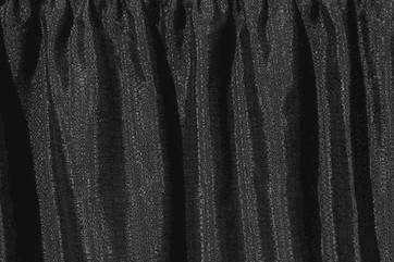 Black Banjo Curtain