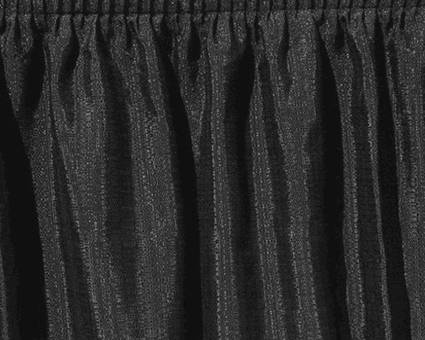 Black Banjo Curtain