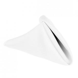 """20"""" White Polyester Napkins"""
