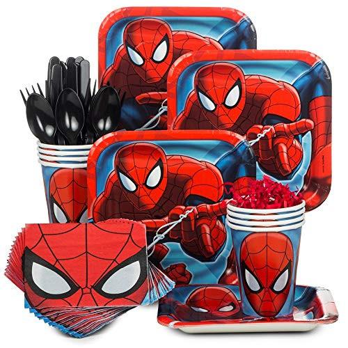 Spider Man Party Supplies