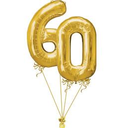 60th Balloons