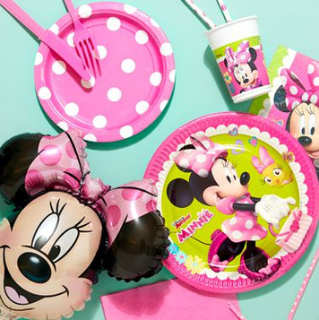 Minnie Mous Party Supplies