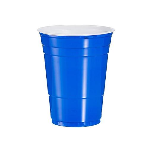 Plastic Solo Cups