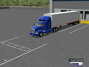 CDL Driver Training Simulator