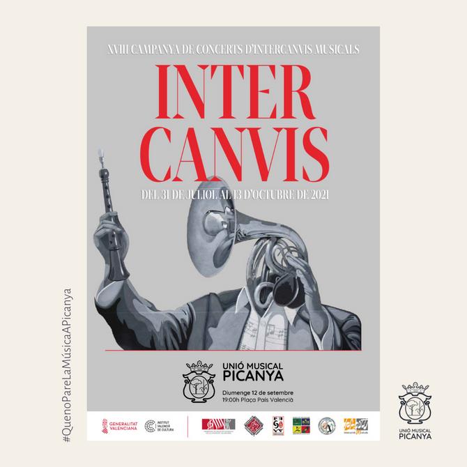 Concert Intercanvis Musicals 2021