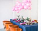 Birthday + Balloons