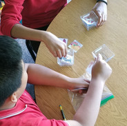 Hands on activity