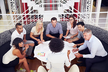 small group casual meeting shutterstock_