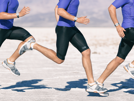 Designed to Run - The Human Gait Cycle is Amazing