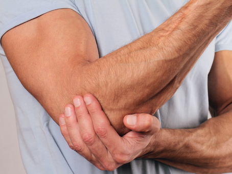 Resolving Golfers & Tennis Elbow