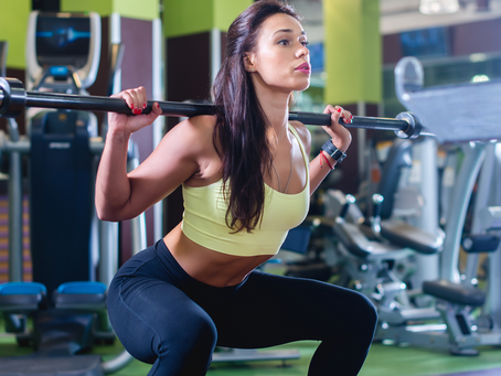 Strong Glutes Your Functional Advantage!