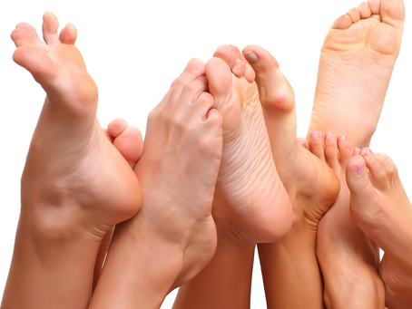 Toes are Important - Especially Your Big Toe!