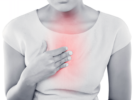 Chest Pain - How Massage Can Help