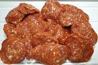 Hot Calabrese Salami Sliced 500g pkt ($24.99 / kg)