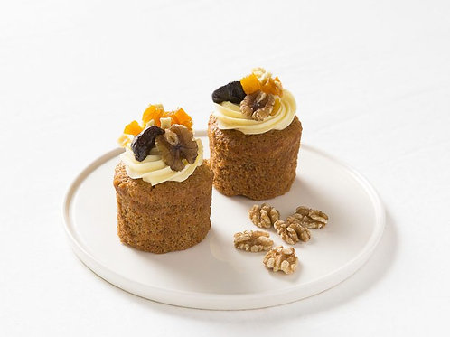 Flourless Carrot Cake