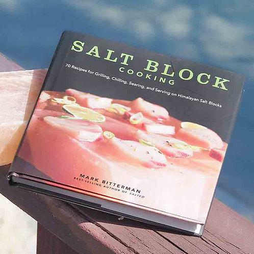 Himalayan Salt Block Cooking Book