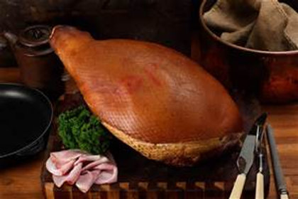 Traditional Full Leg Ham (Bone In) (9-10kg)