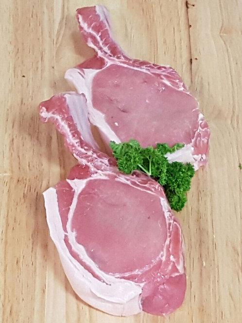 Murray Valley Pork Cutlets (4 x 250g)($21.99/kg)