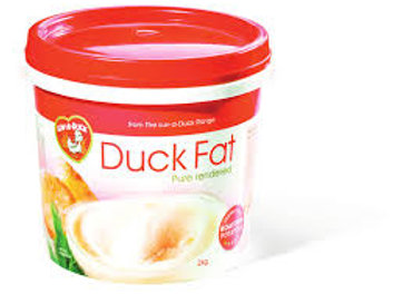 Rendered Duck Fat 2kg