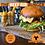 Thumbnail: Beef Rib Burger and chips