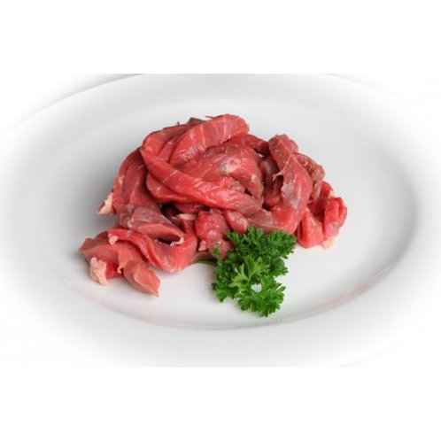 Premium Beef Stirfry ($17.99 kg)