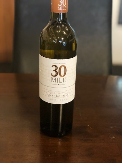 30 Mile Chardonnay